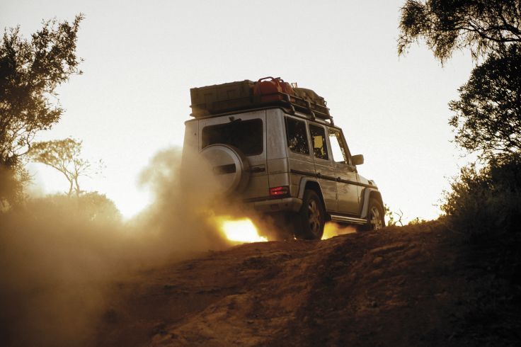 Canning Stock Route - Australie