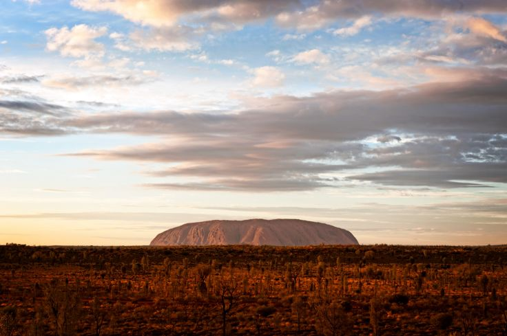 Parc national d'Uluru-Kata Tjuta - Australie