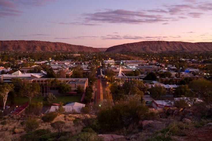Alice Springs - Territoire du Nord - Australie