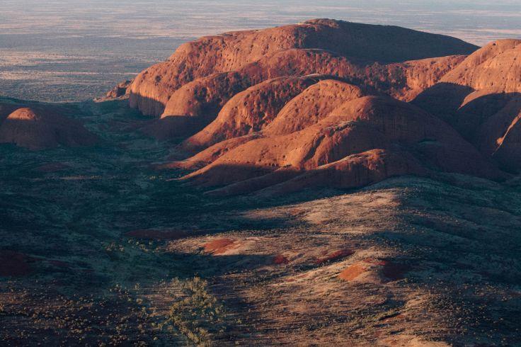 Parc national Uluru-Kata Tjuta - Territoire du Nord -  Australie