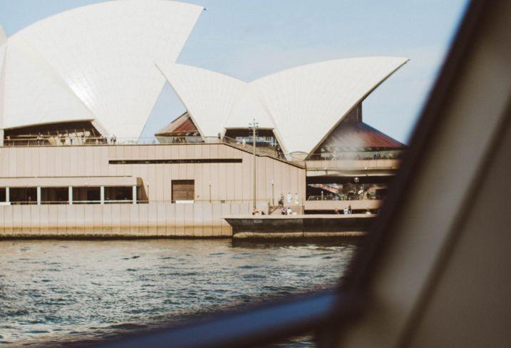 Opéra de Sydney - Nouvelle-Galles du Sud - Australie