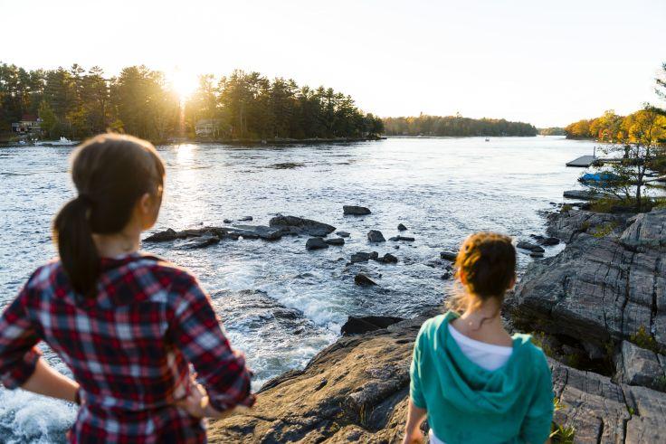 Niagara, Ontario & Québec - Un été dans l'Est en famille
