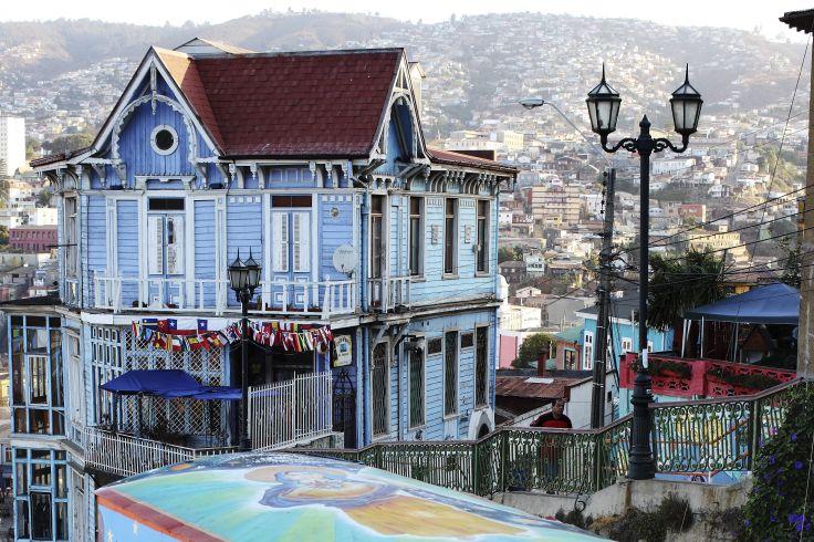 Santiago, l'Atacama, Valparaiso - Un triptyque essentiel