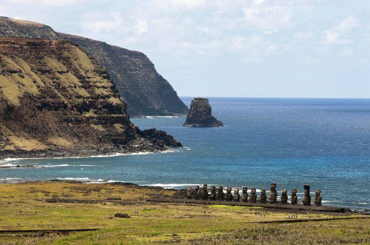 Chili grandiose - Santiago, Valparaiso et île de Pâques en privé