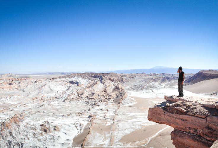 Du Nord au Sud avec vos ados - La grande aventure chilienne