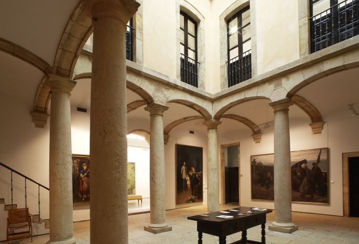Musée des Beaux Arts - Oviedo - Asturies - Espagne