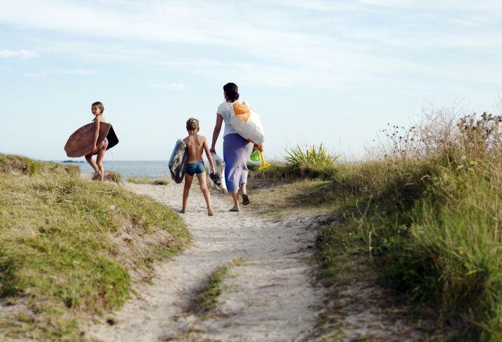 Un été en famille - Sur les routes d'Espagne et du Portugal