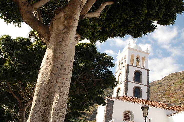 Eglise de Garachico - Ténérife - Espagne