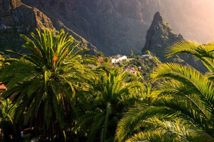 Beautés canariennes - Lanzarote & Tenerife en maisons de charme