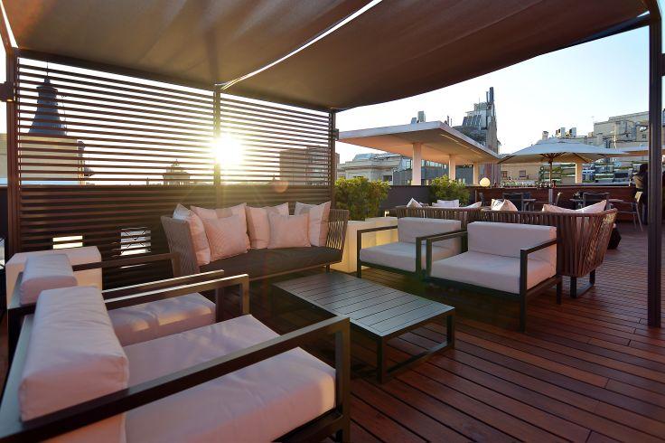 Week end design hotel jazz a barcelone voyageurs du monde for Designhotel jaz