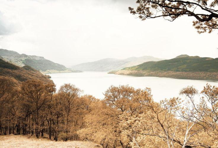 Loch Lomond - Ecosse - Royaume Uni
