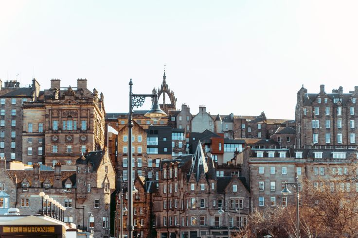 Edinburgh - Ecosse - Royaume-Uni