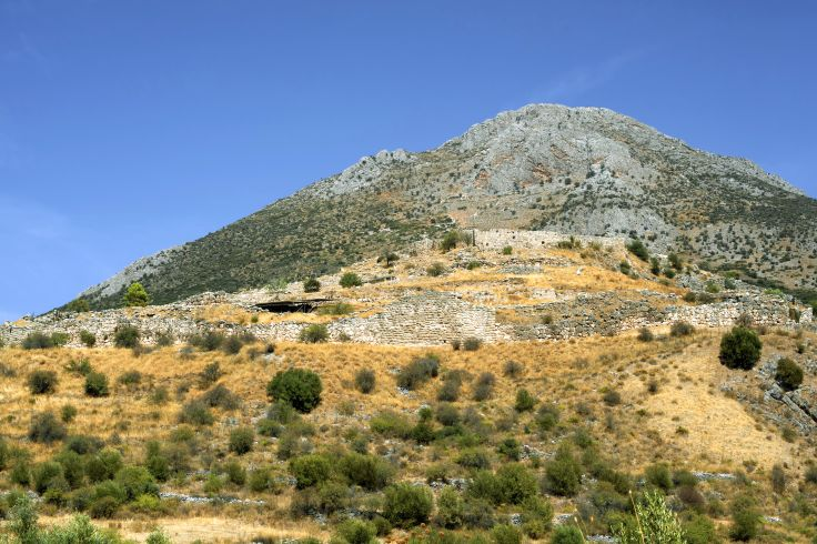 Mycènes - Péloponnèse - Grèce