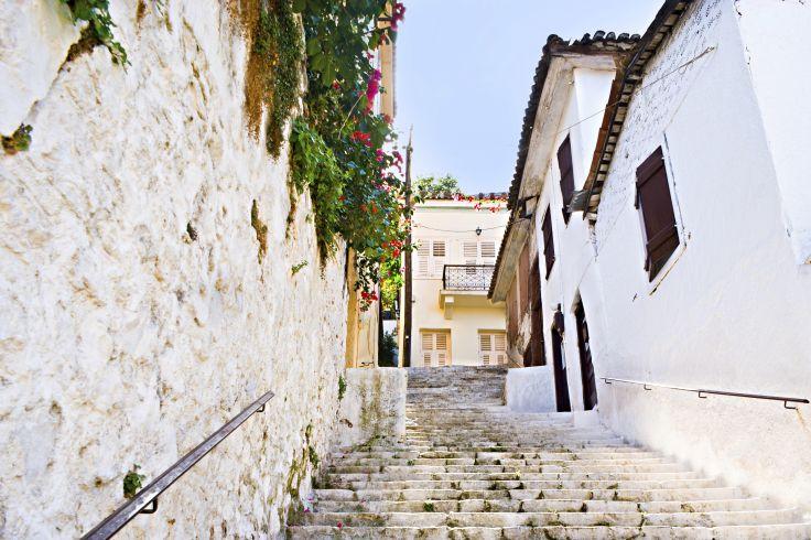 Nauplie - Péloponnèse - Grèce