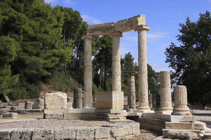 Olympie - Péloponnèse - Grèce