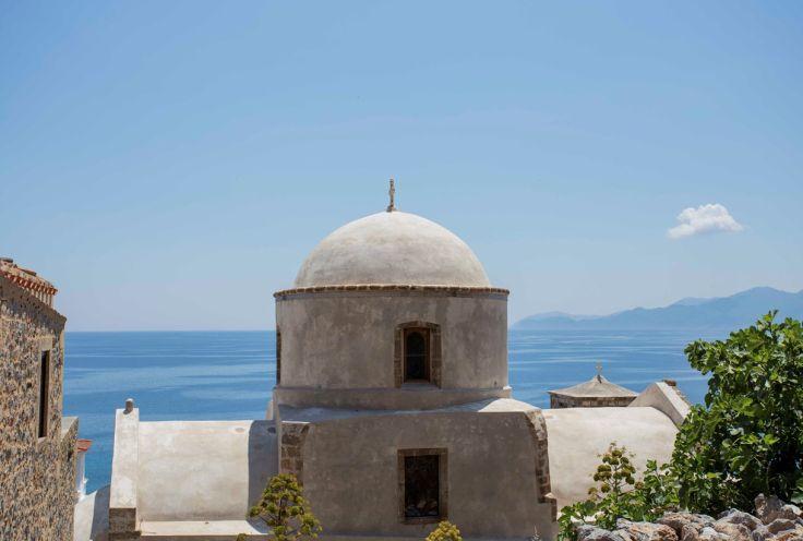 Monemvassia - Grèce