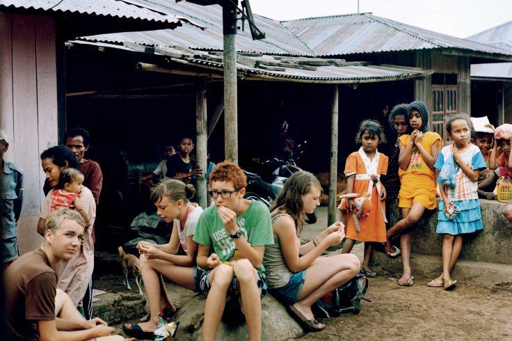 L'été ensemble en Indonésie - Java et Bali avec des yeux d'enfant