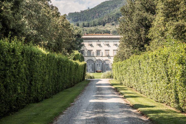Villa Grabau - Toscane - Italie