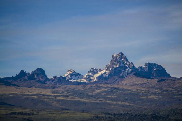 Mont Kenya - Kenya