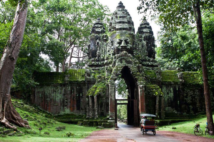 Angkor Thom - Siem Reap - Cambodge