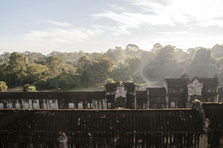 Angkor Vat - Siem Reap - Cambodge