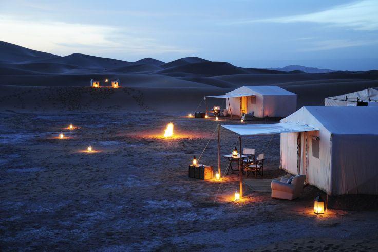 Sud Marocain - Kasbahs, villages berbères & nuit dans le désert
