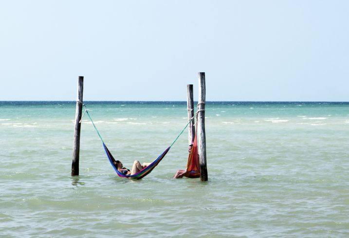 Isla Holbox - Yucatan - Mexique