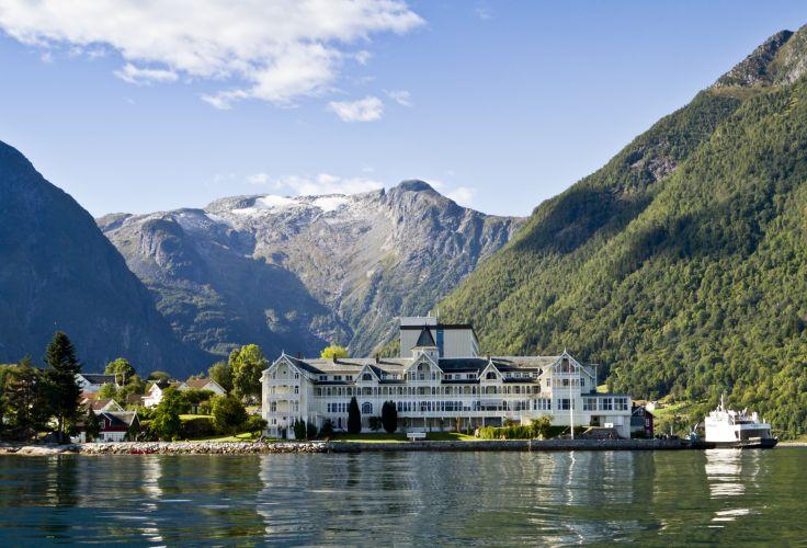 Balestrand - Norvège