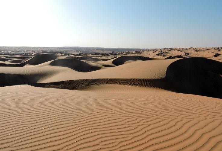 Désert des Wahibas - Oman