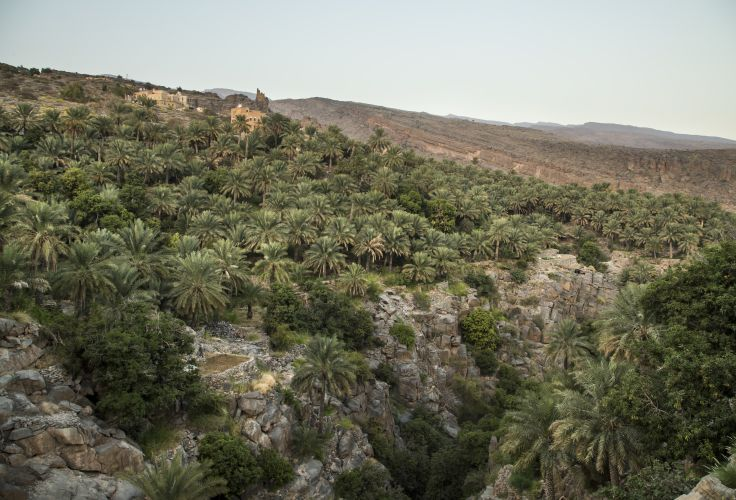 Misfat Al Abryeen - Al Hamra - Oman
