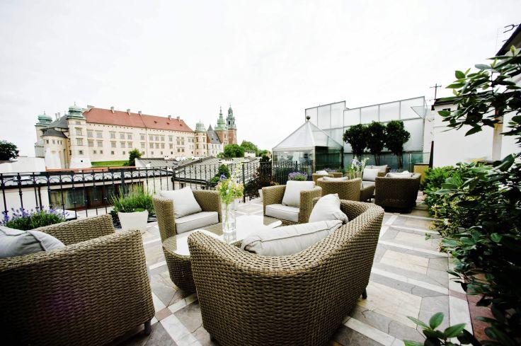 Hotel De Charme Cracovie