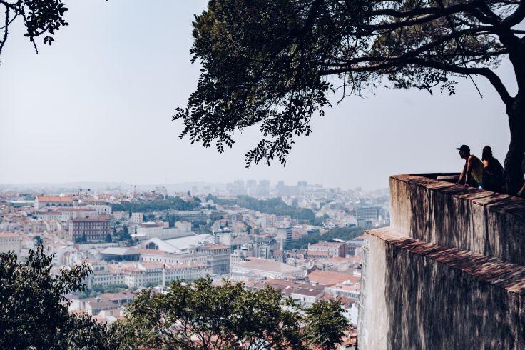 En tête à tête sur la côte  - Après Lisbonne, bol d'air à Sintra