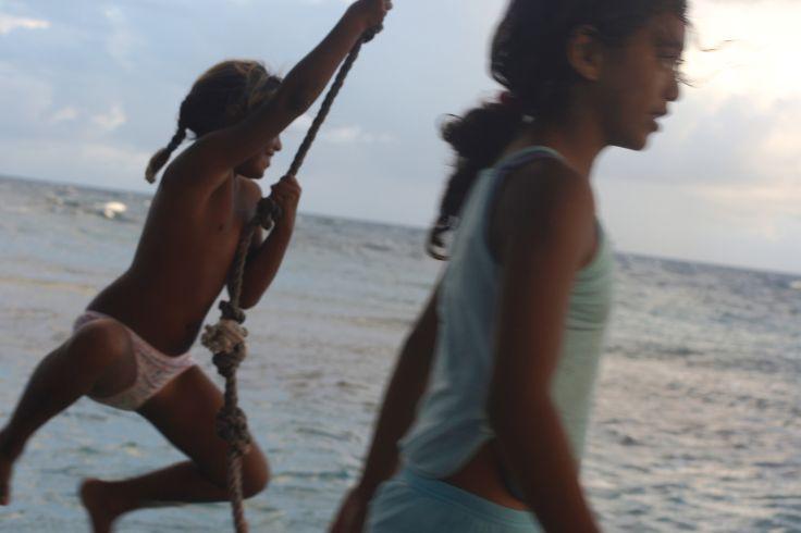 Los Angeles & l'archipel de la Société - La Polynésie en famille