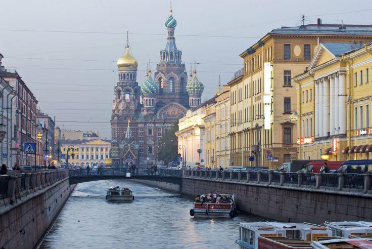 Flânerie russe - Week-end cosy à Saint-Pétersbourg