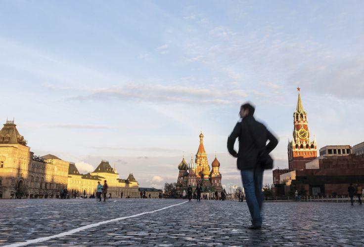 Moscou et l'Anneau d'Or – La Russie originelle