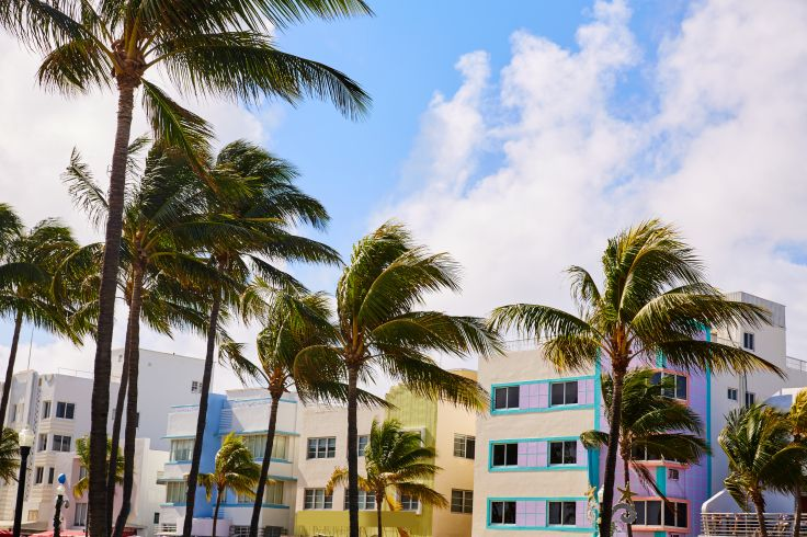 Miami Beach  - Etats-Unis